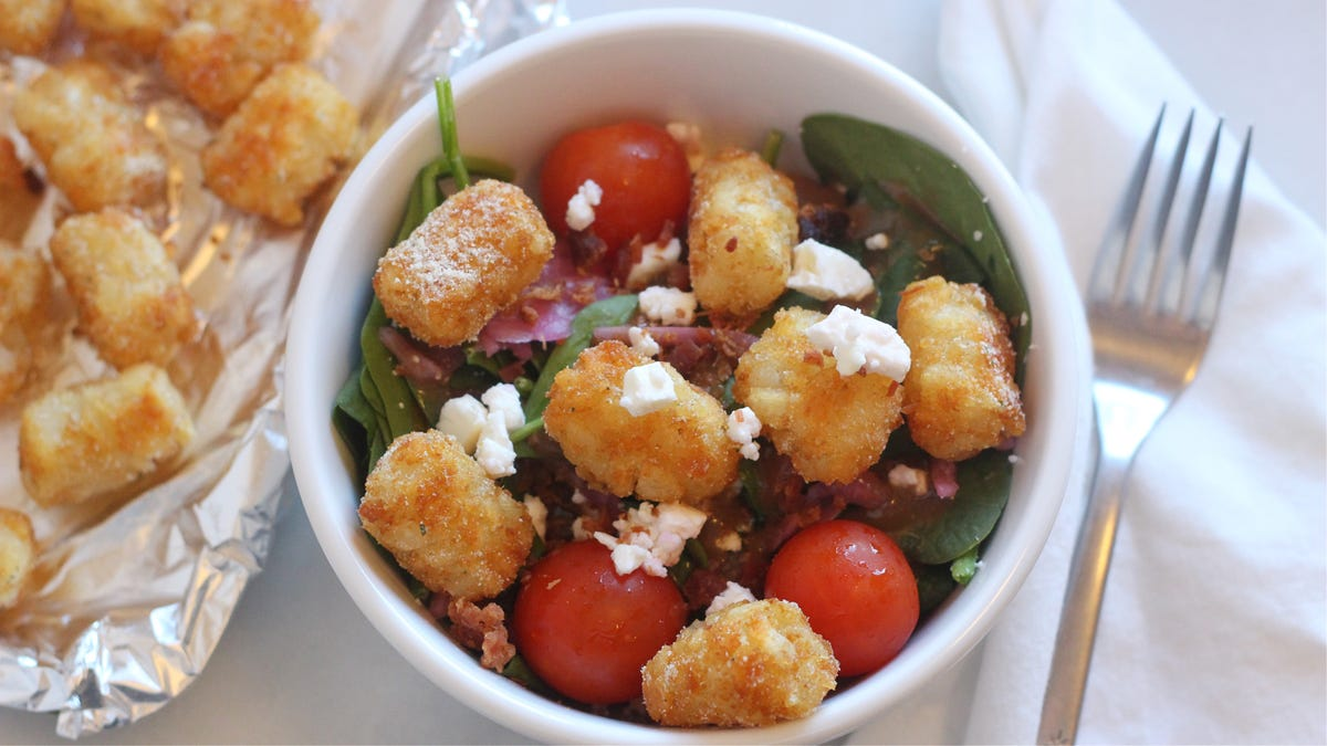 Tater Tots Are the New Croutons