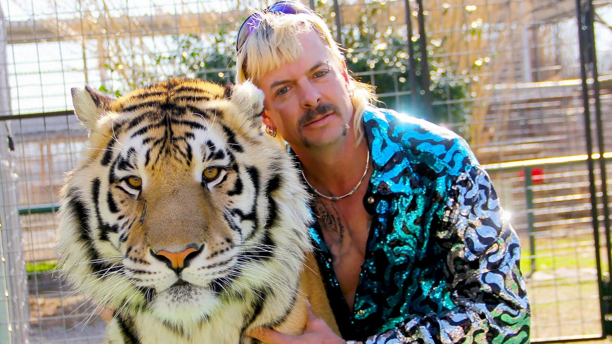 Here are all the questions we still have about Tiger King, Joe Exotic, and big-cat people