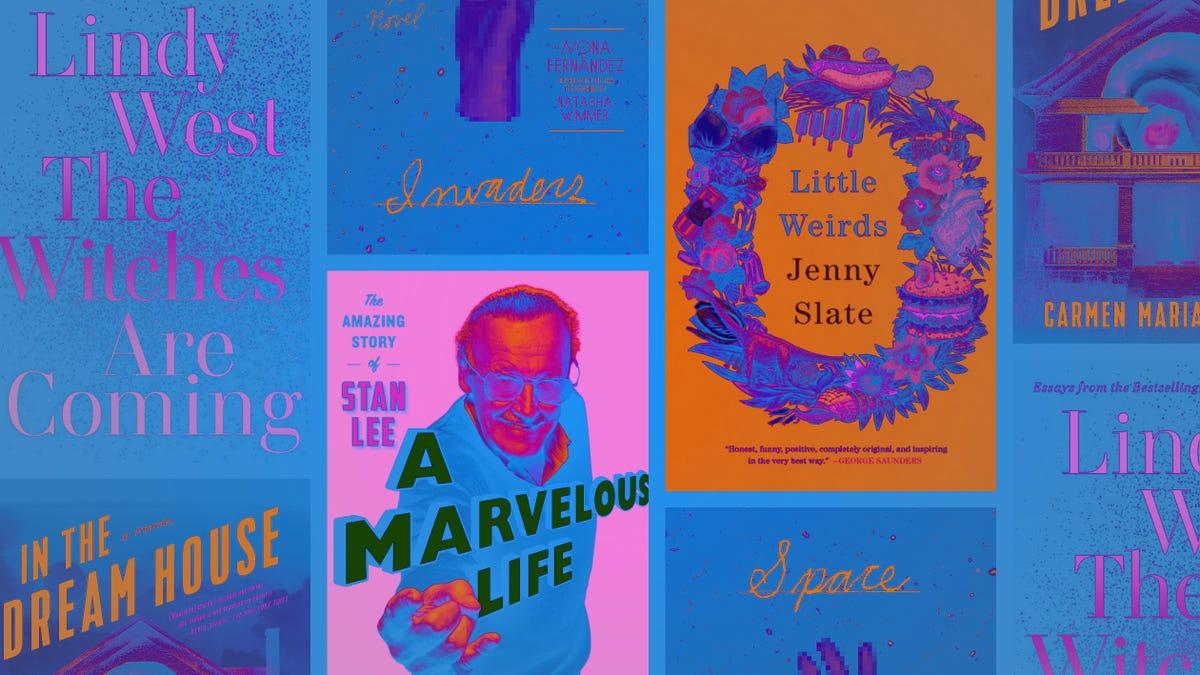 5 books to read in November