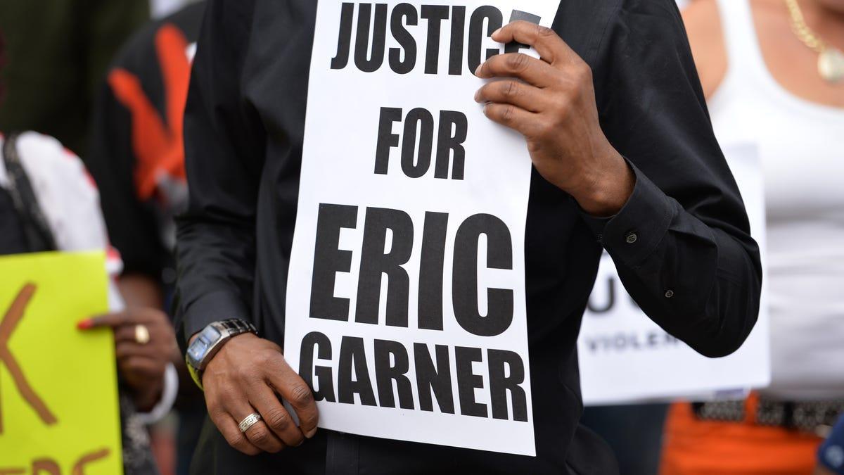 Justice Department Replaces NYC Team Investigating Eric Garner's Death