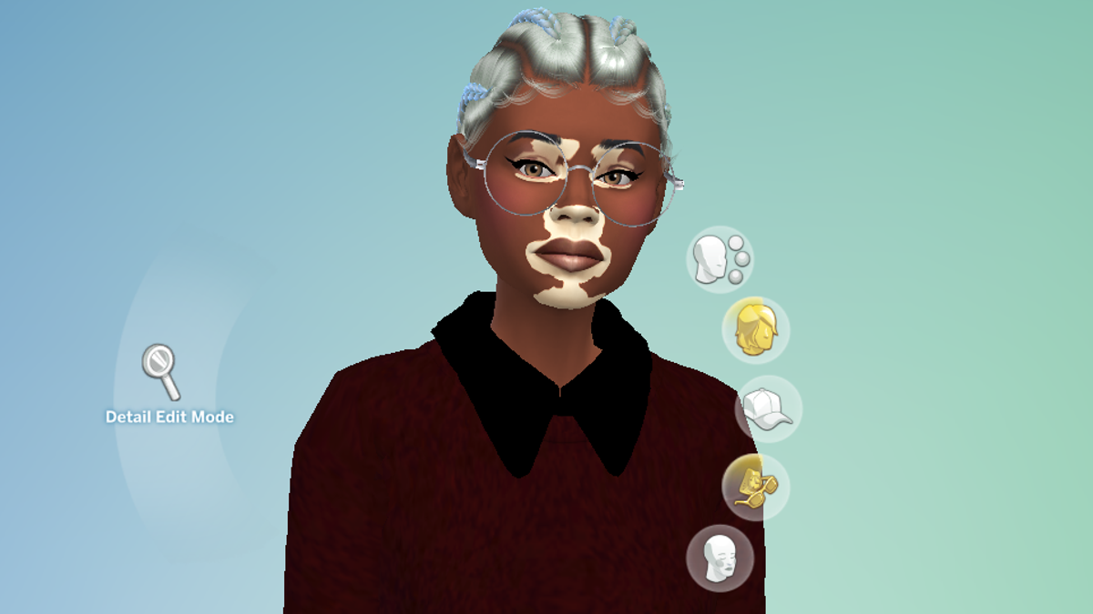 Thousands Of Sims Players Want Their Characters To Have A Skin Condition