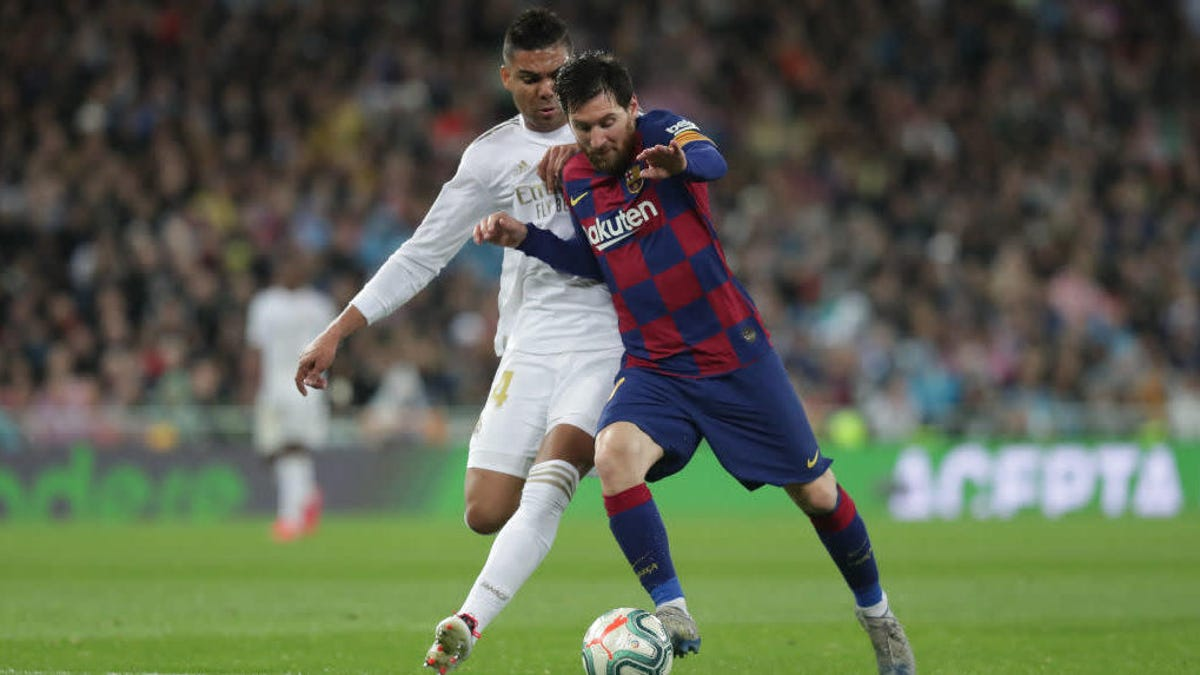Entire Spanish Soccer League, Including Barcelona And Real Madrid, Are Going To Play Each Other In FIFA [Update: Real Madrid Wins]