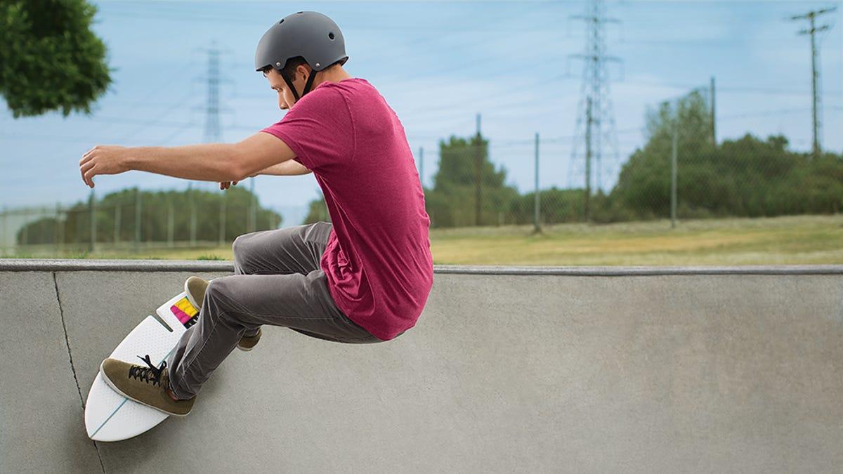 Razor Skateboard ripsurf NUOVO