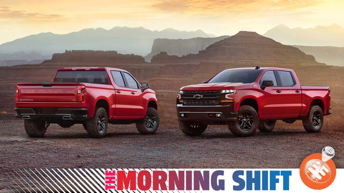 GM: We Are Also Doing An Electric Pickup And It Will Go On Sale In 2021