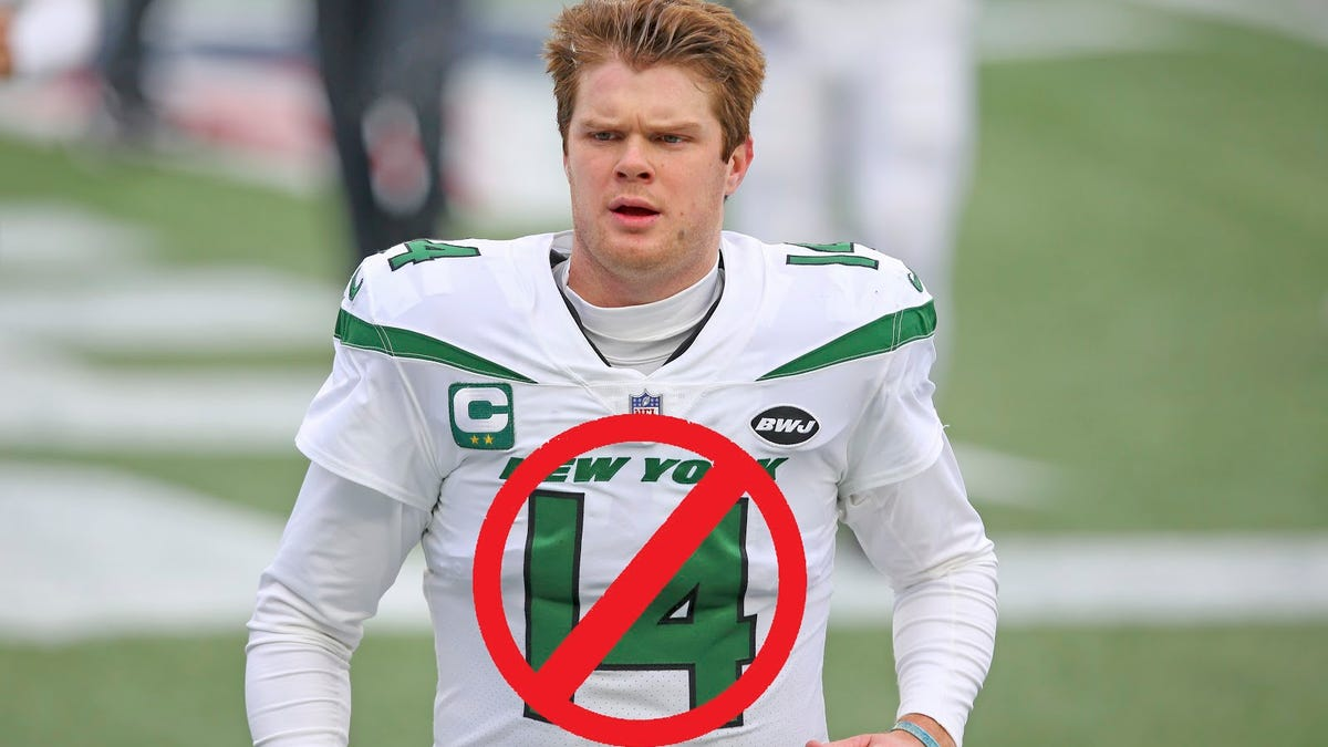 With Jets trading Sam Darnold, Zach Wilson should be scared to death