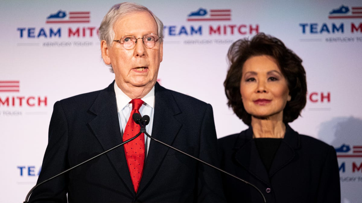 Mitch McConnell Admits Anti-Asian Racism Is Real, He Just Doesn't Want To Do Anything About It