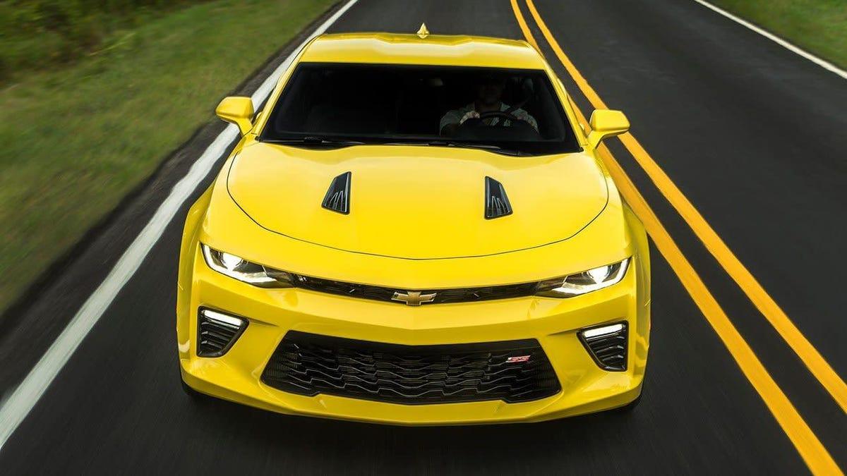 Please Leave The Corvette Alone