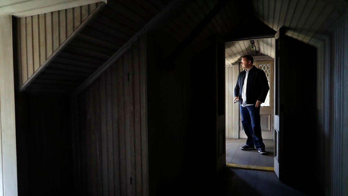 Recorre gratis desde tu casa las habitaciones y pasadizos secretos de la misteriosa mansión Winchester
