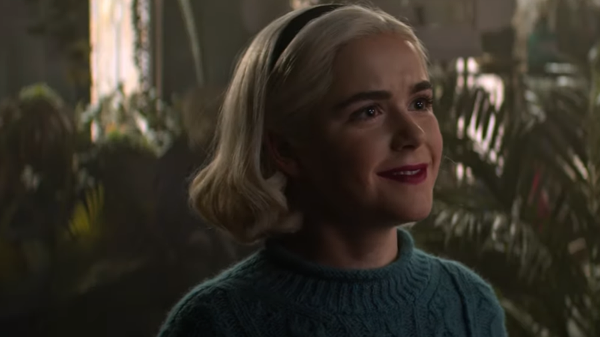 Chilling Adventures of Sabrina Season 4 Release Date 12/31/2020