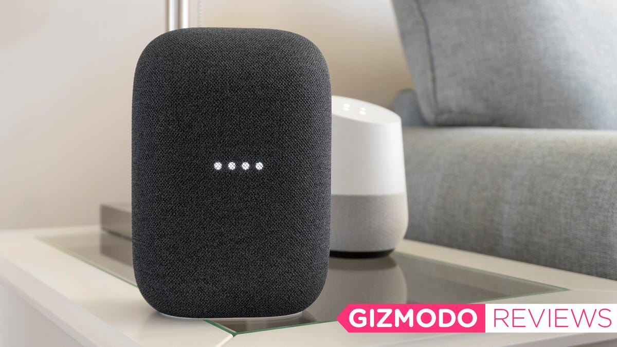 Google's Nest Audio Is the Best Sounding Smart Speaker You Can Get for $100