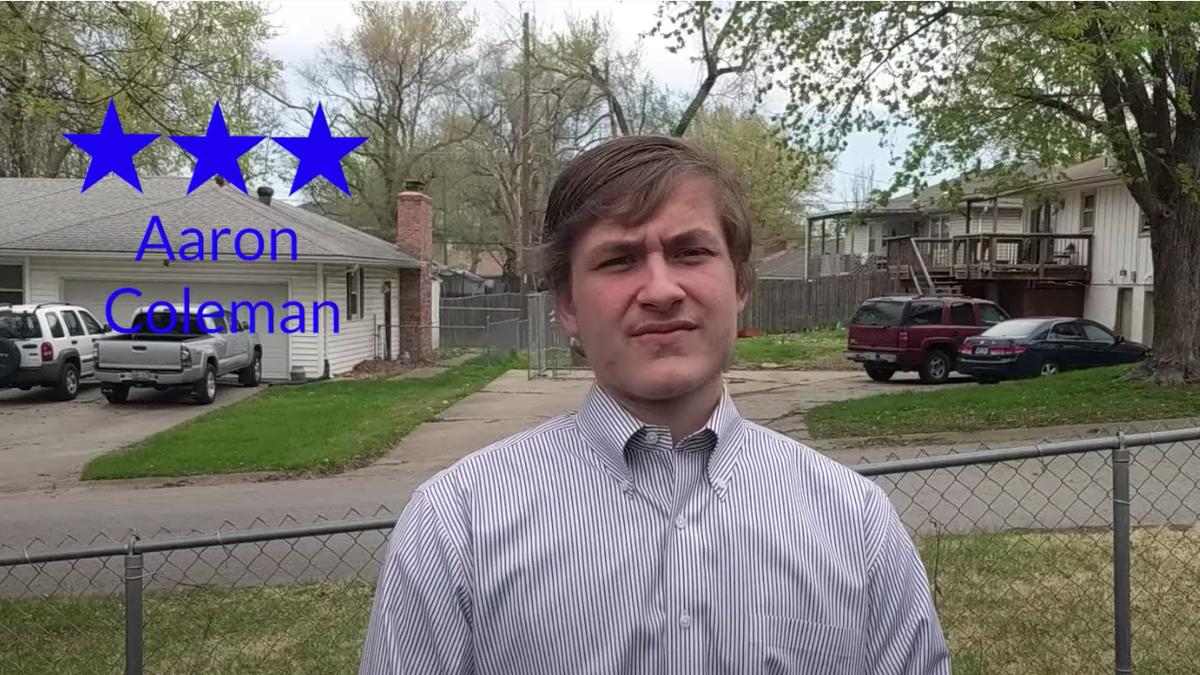 Kansas Democrat, 19, Who Admitted to Revenge Porn, Ekes