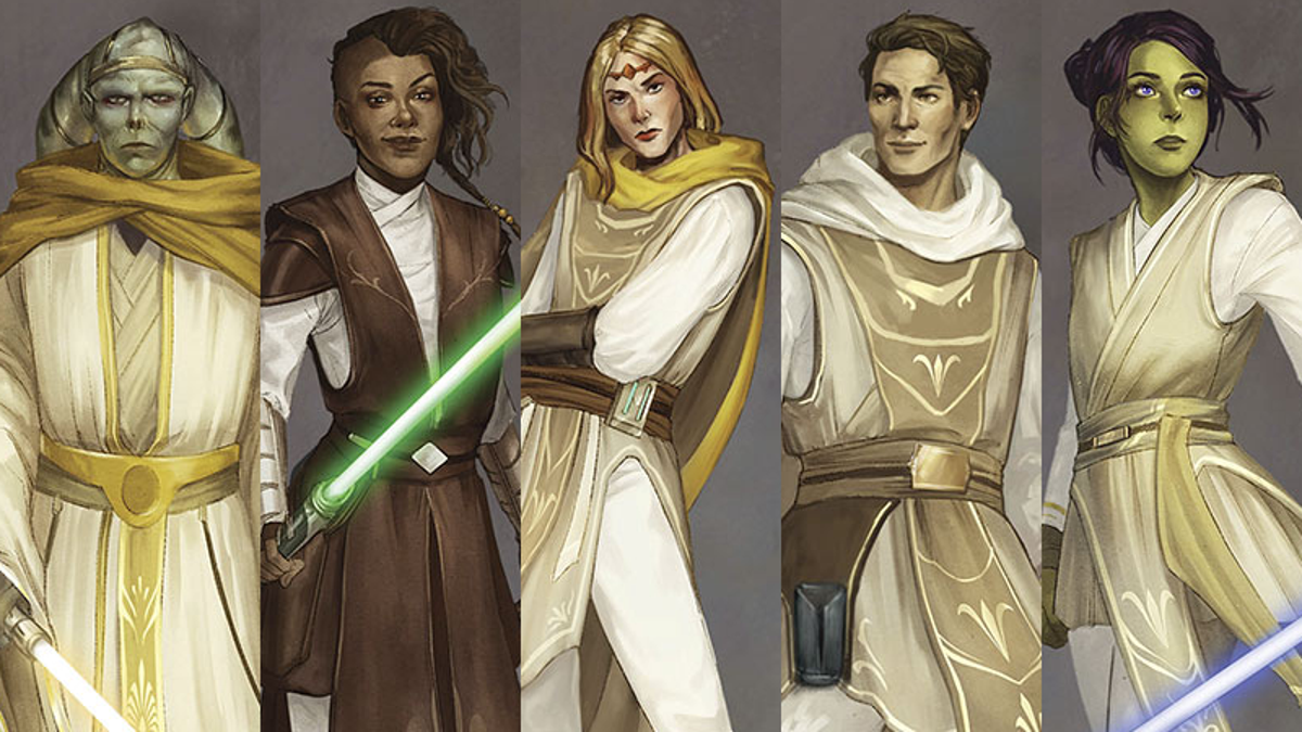 Meet the Almost Excruciatingly Wholesome Jedi of Star Wars' High Republic