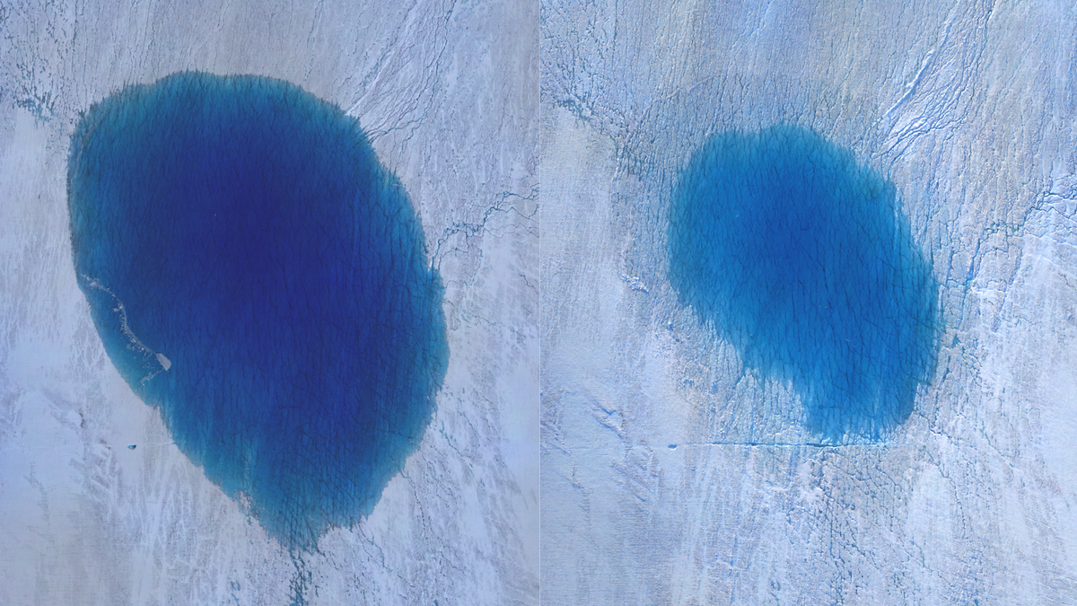Cracks in Greenland's Ice Sheet May Be Making It Even More Unstable