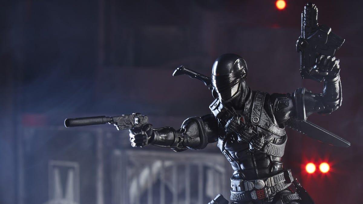 Hasbro Reveals A Taller, Cooler Version Of G.I. Joe's Snake Eyes