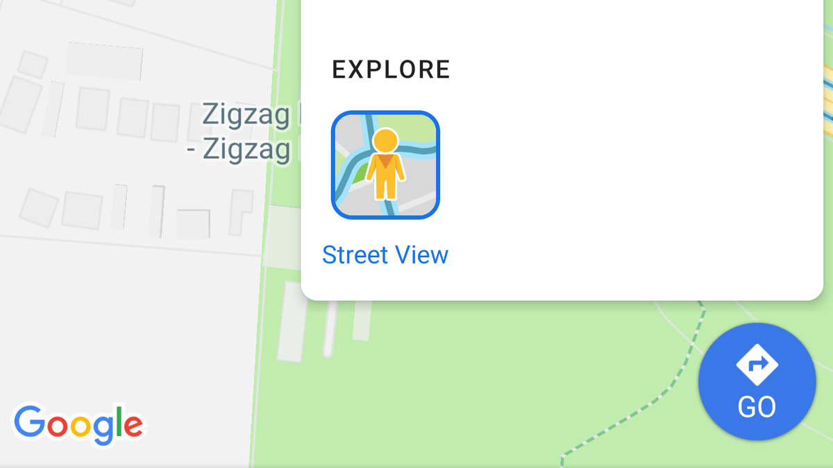 How To Access Google Maps New Street View Layer In Android