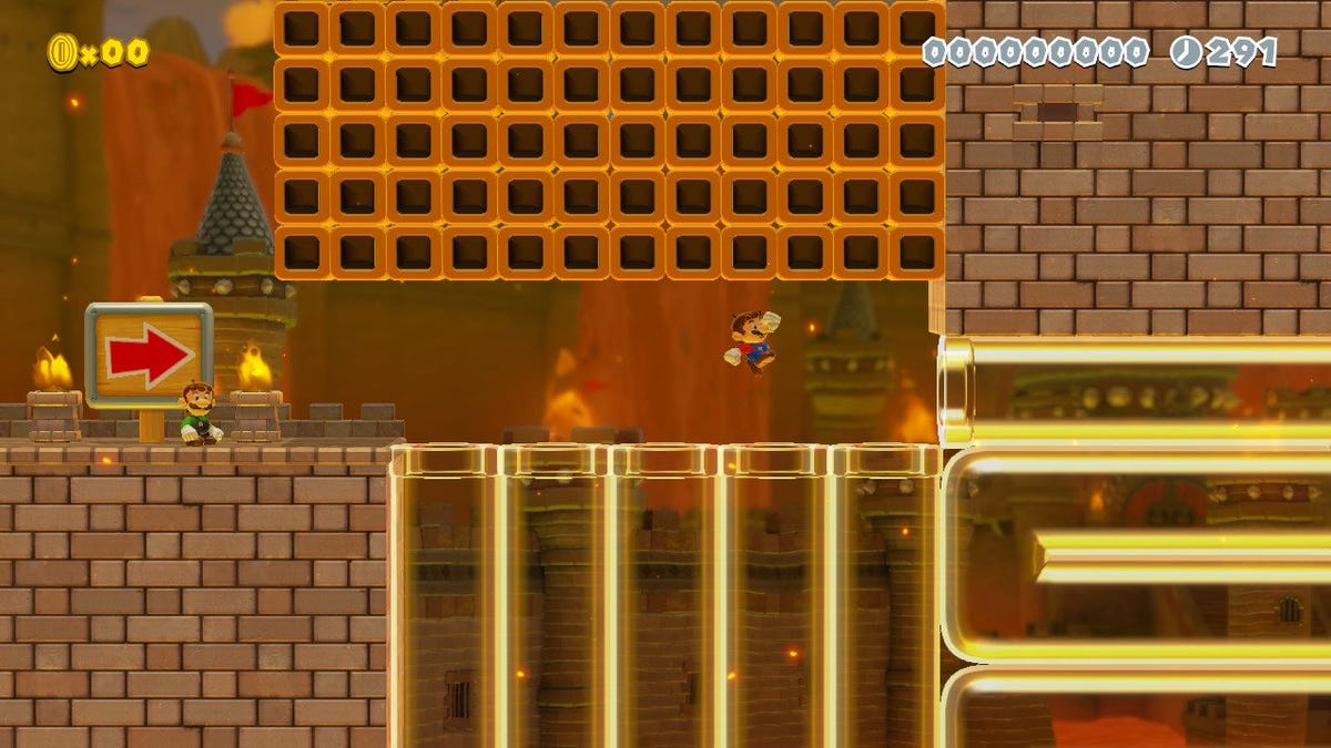 Being Able To Play Mario Maker Online With Friends Makes It Even Better