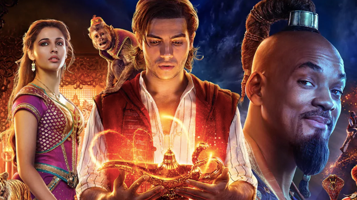 Don't You Dare Close Your Eyes, Because You'll Miss the Aladdin Sequel