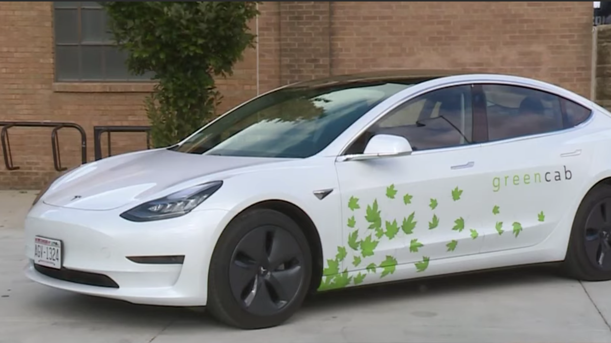 A Wisconsin Cab Company Is Betting Big On Tesla