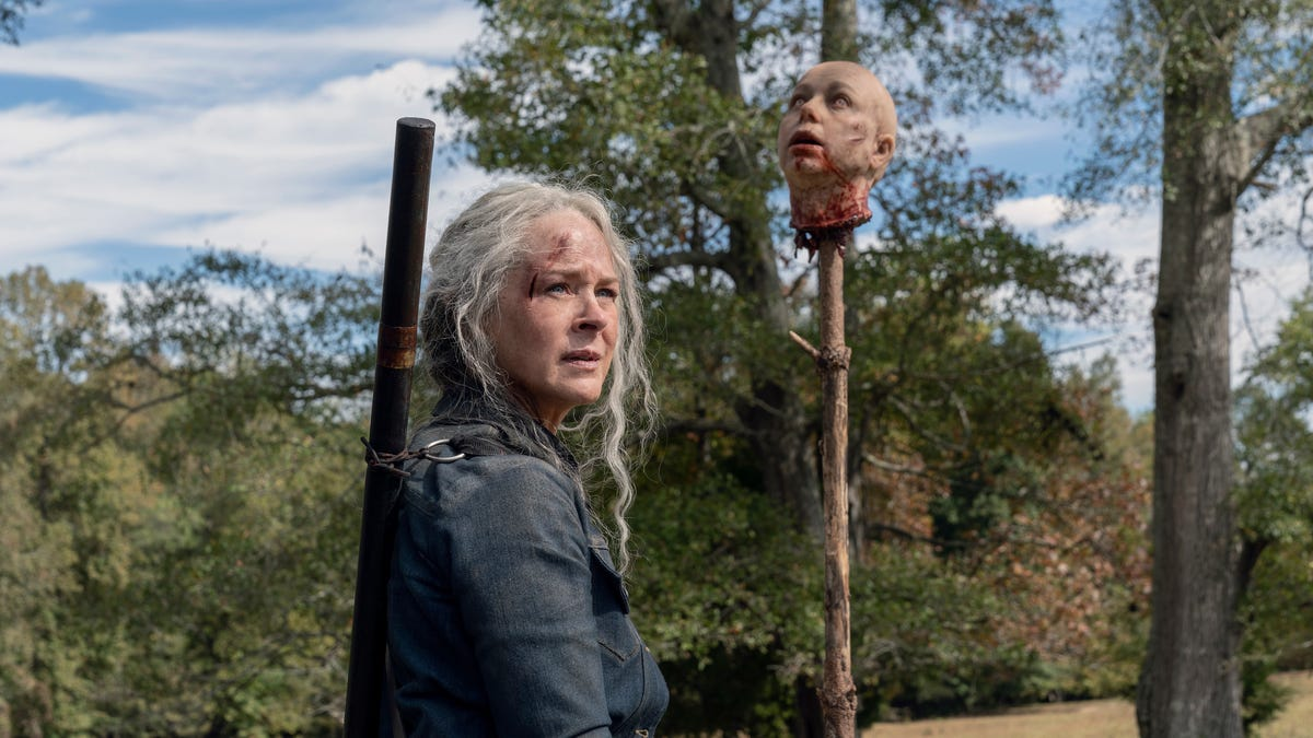 The Walking Dead sends everyone to reflect on a post-Alpha world