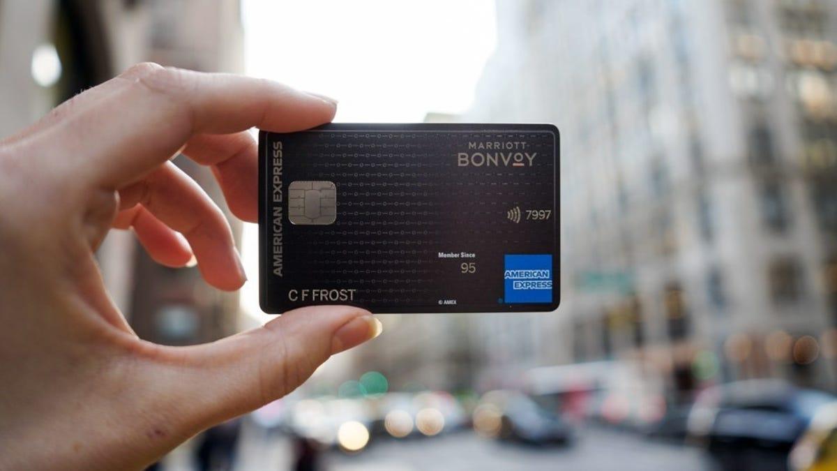 Marriott Bonvoy Brilliant Credit Card Review