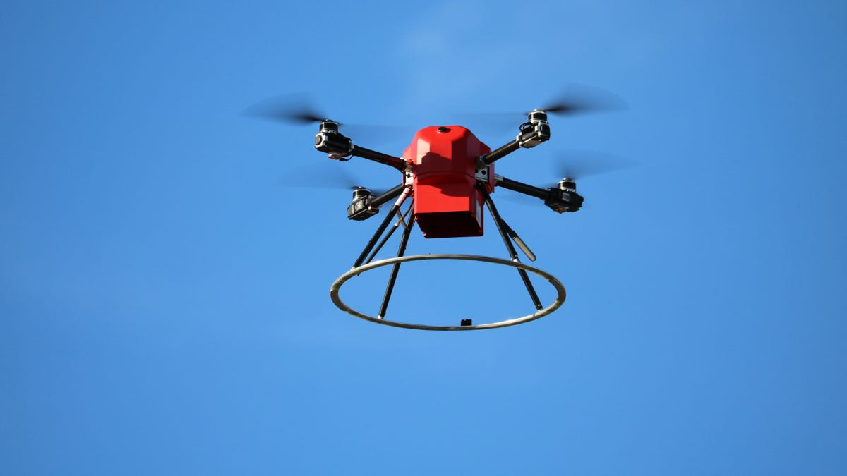 FAA Authorizes First Commercial Smart Drone Flights – Gizmodo