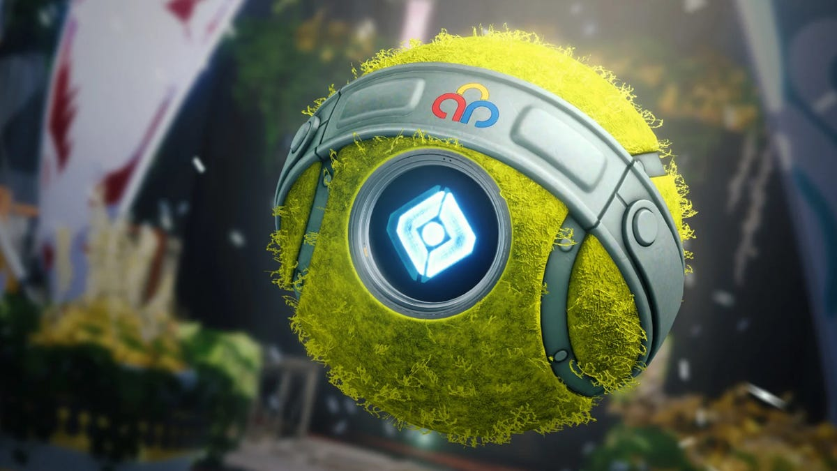 Destiny 2's Guardian Games Return With A Tennis Ball Ghost