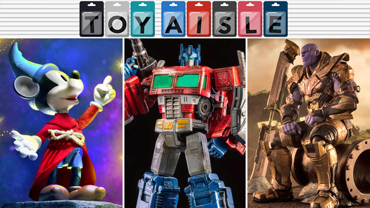 The New Transformers Show Gets Some Wildly Expensive Figures, and More of the Coolest Toys of the Week