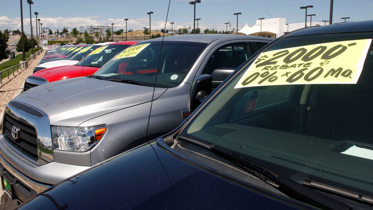 Should I Hold Off On Buying A Car Because A Recession May Be Coming?