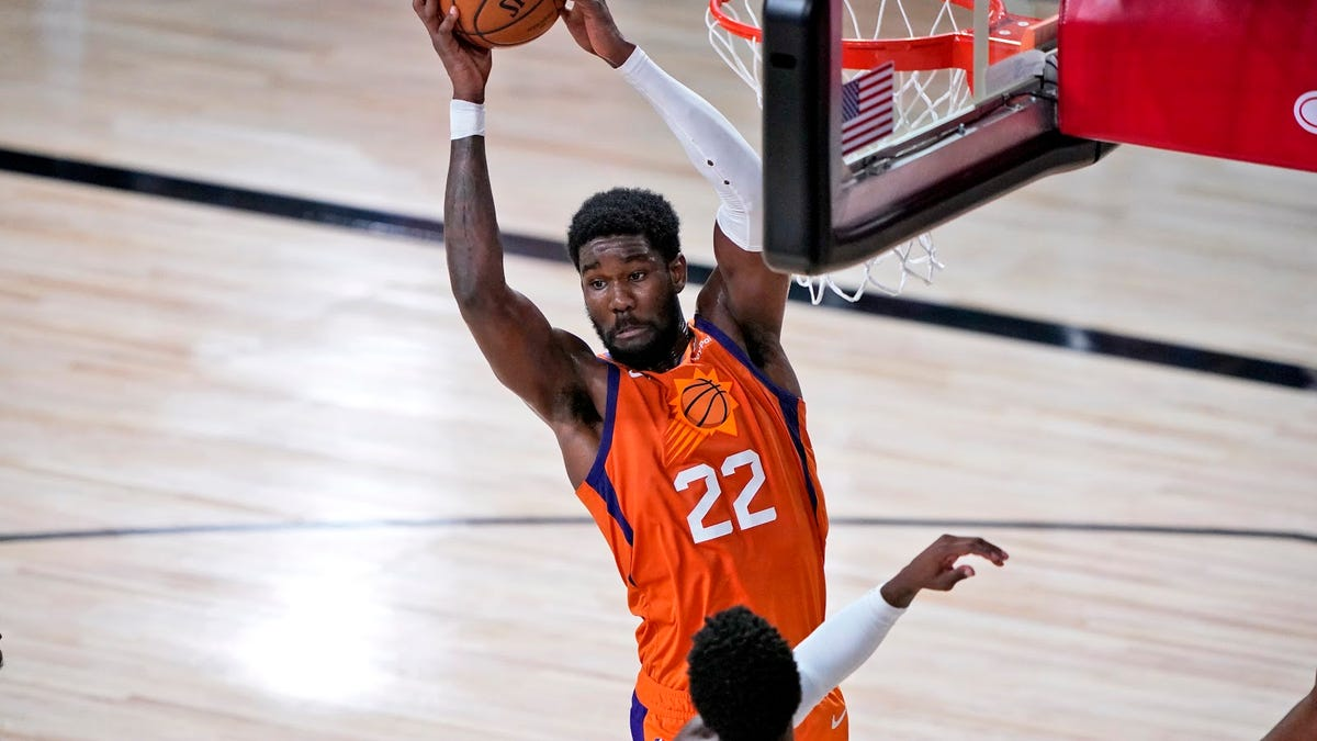 It starts with Devin Booker & Chris Paul, but it's up to DeAndre Ayton