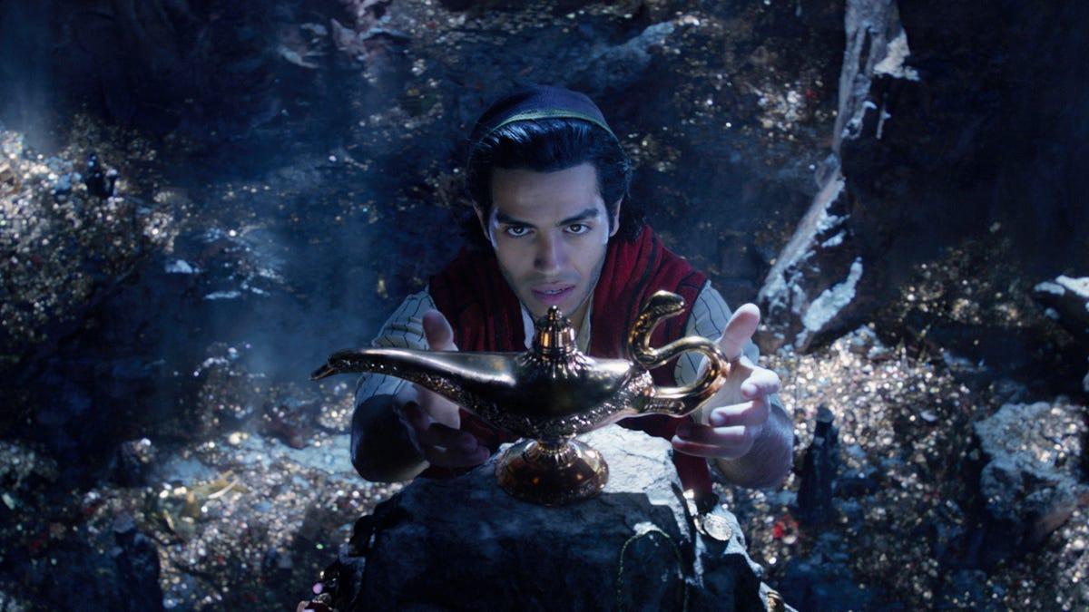 Disney to explore the wondrous magic of diminishing returns with live-action Aladdin sequel