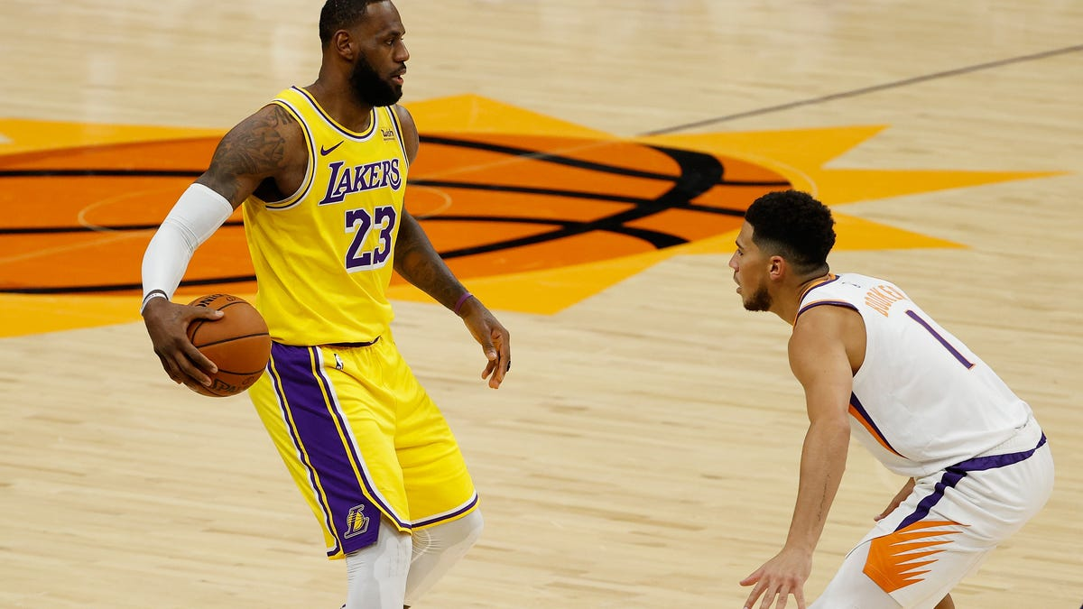 NBA Season Preview: Will The Lakers Defend The Title?