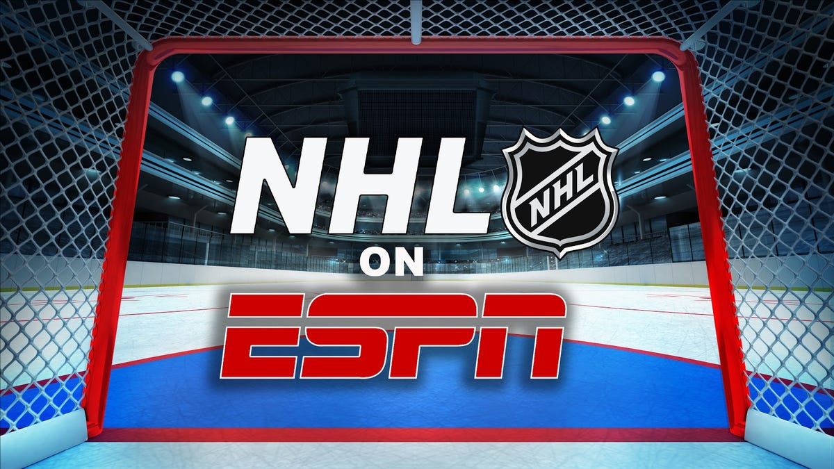 ESPN rediscovers the NHL