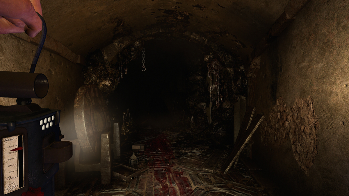 Amnesia: Rebirth wants you to slow down and smell the horror