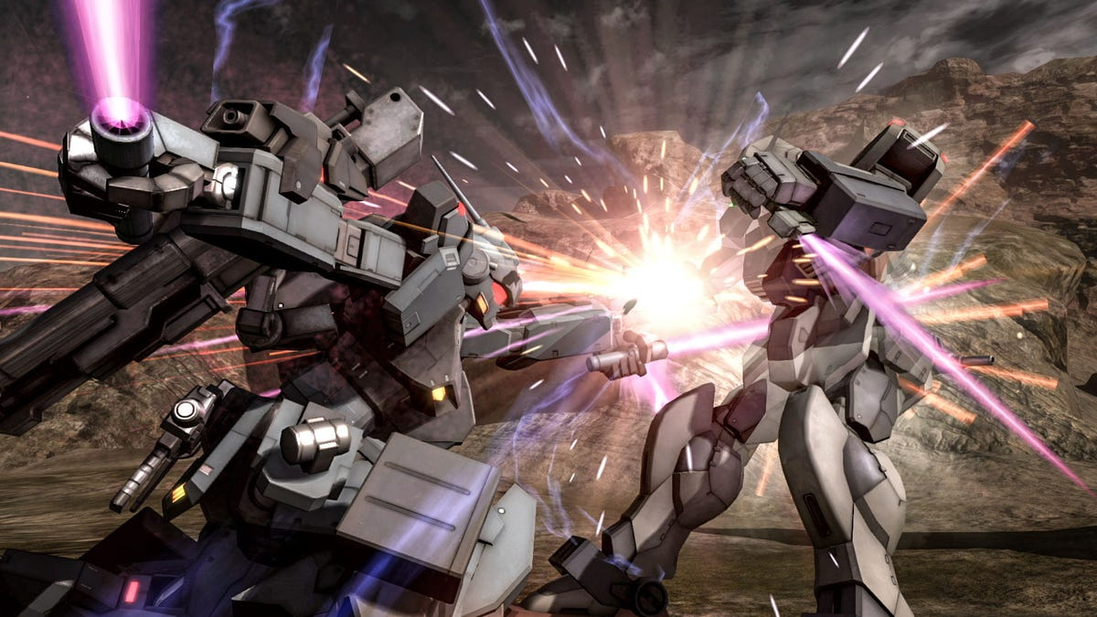 Go Ahead And Do Every 'Optional' Tutorial In The Complex New Gundam Battle Game