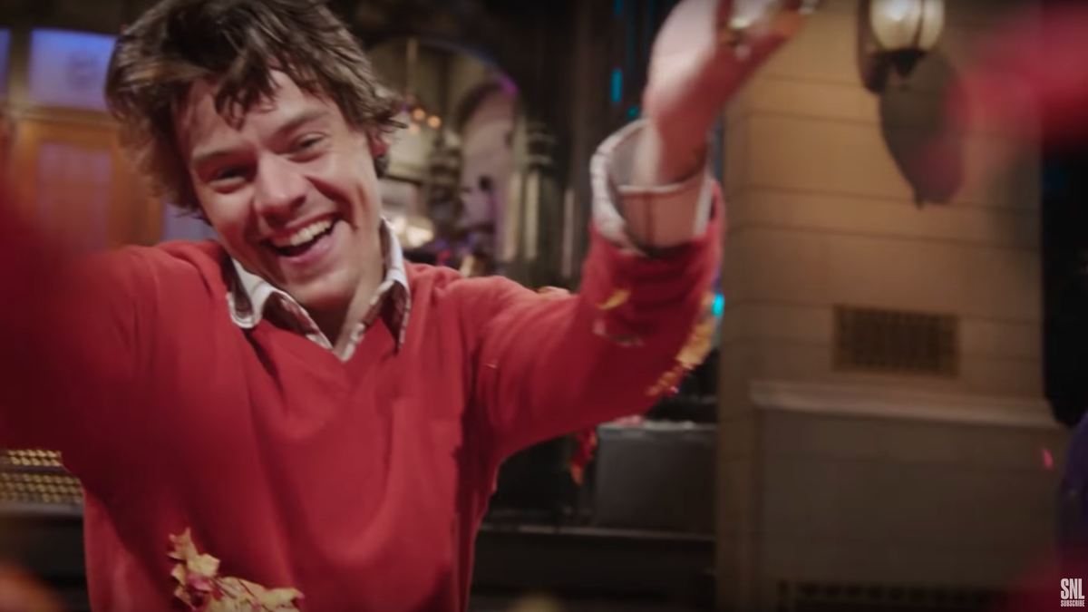 Let's Get Twisted While Watching Harry Styles Host Saturday Night Live