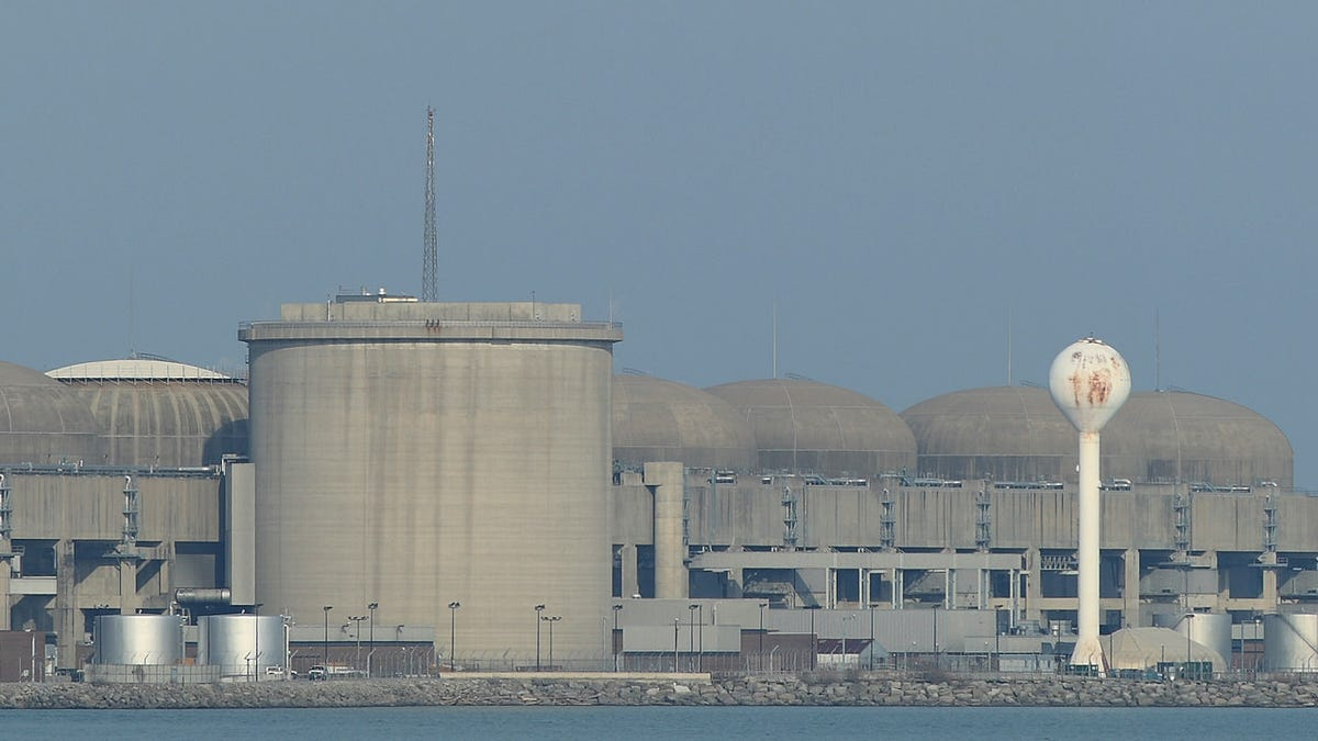 Alert Warning of 'Emergency' at Canadian Nuclear Plant Sent by Mistake, Officials Say