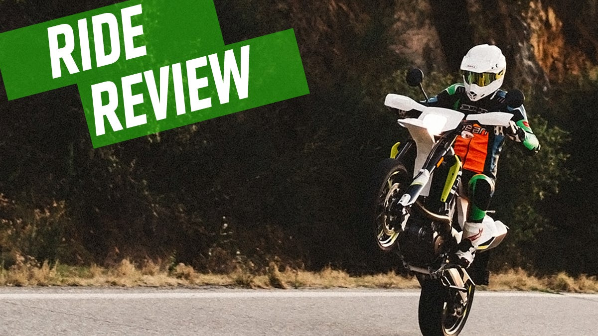 Ride Review: Sell Whatever You Own And Go Buy The Husqvarna 701 Supermoto