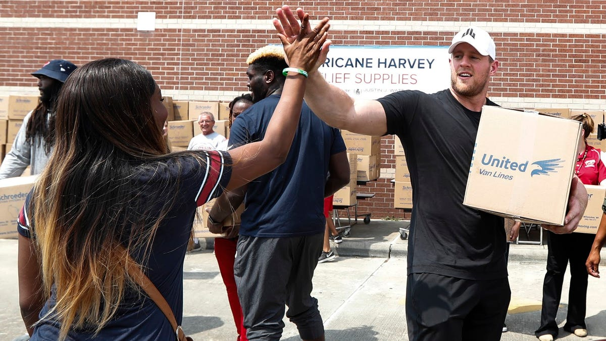 Texans releasing J.J. Watt offers peek into racially coded language — what's 'classy' & who gets to be the 'face of a franchise'?