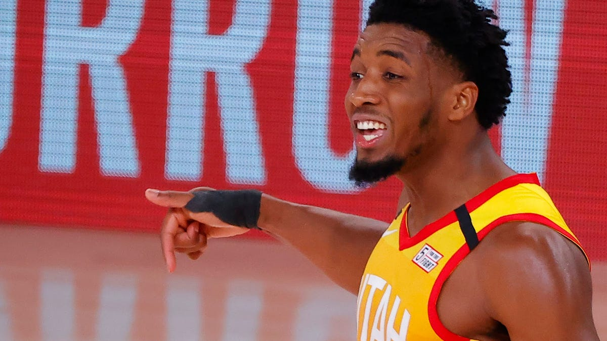 Donovan Mitchell makes the world a better place