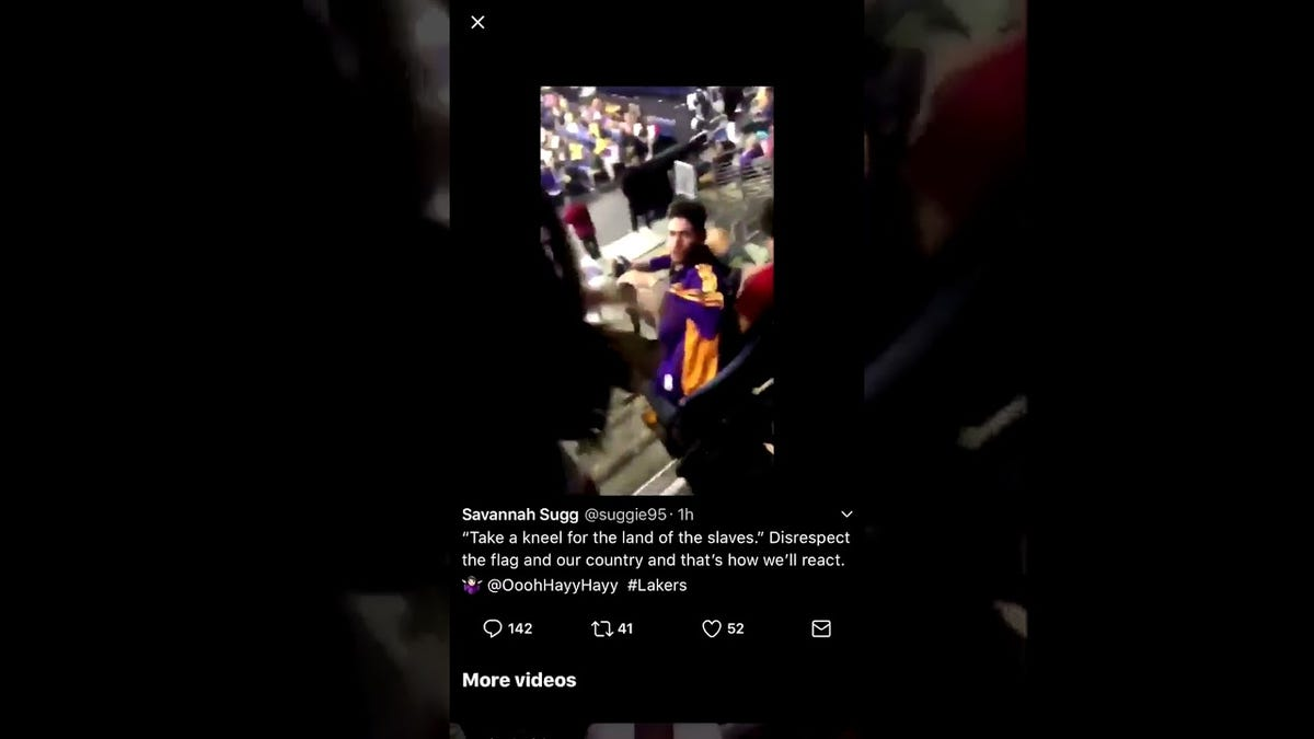 White Woman Who Assaulted Black Man for Kneeling During Anthem Used N-Word, Attends California Baptist Univers