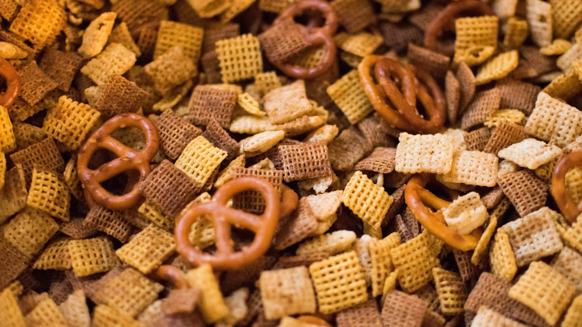 Last Call: Thinking way too hard about Chex Mix