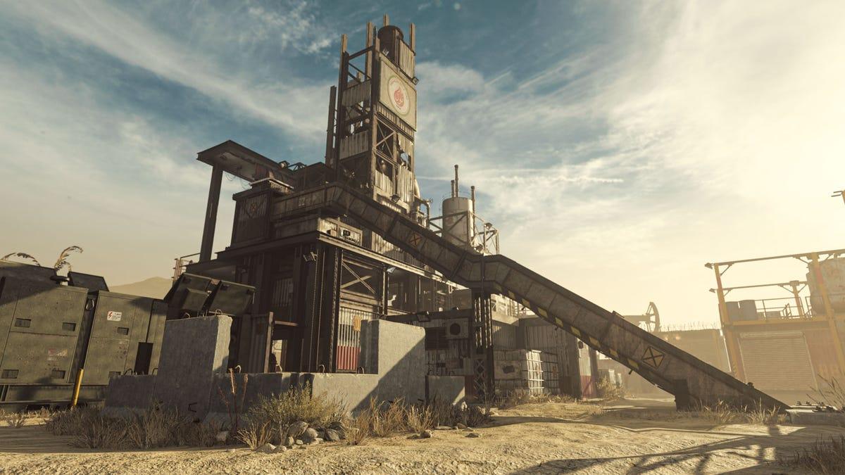 Fan-Favorite 'Rust' Map Is Back For Modern Warfare's Season 2 - Kotaku