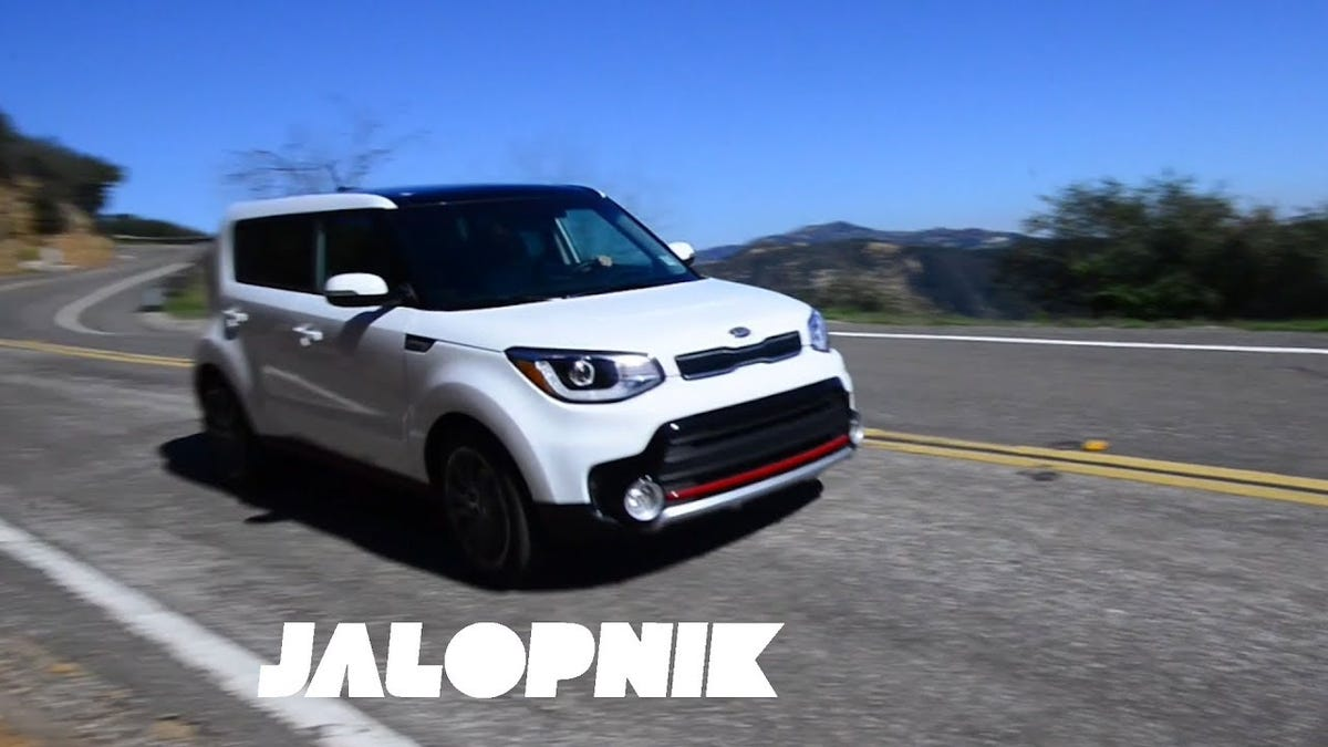 Here S What Happens When You Treat The Kia Soul Turbo Like A