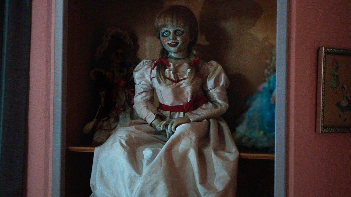 La muñeca Annabelle no desapareció del museo Warren del ocultismo
