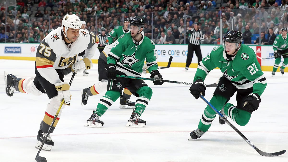 If NHL Wants to Fight Racism, It Can Start With How It Treats Ryan Reaves