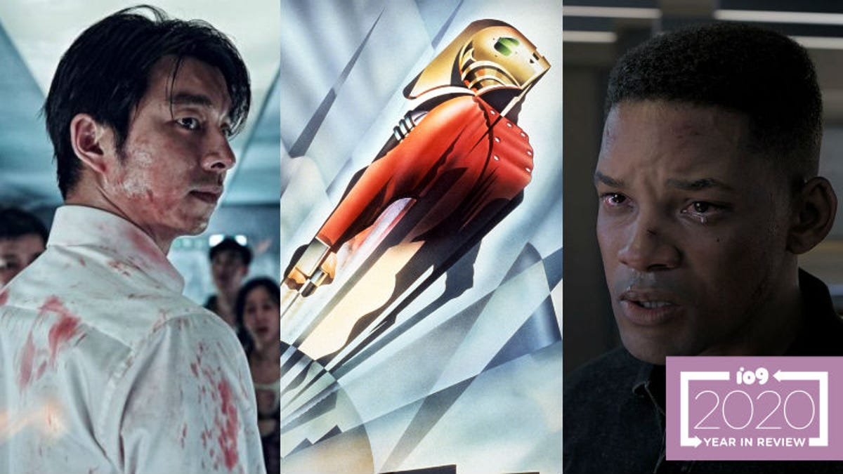 The Best Sci-Fi, Fantasy, or Horror Movies io9 Rewatched in 2020