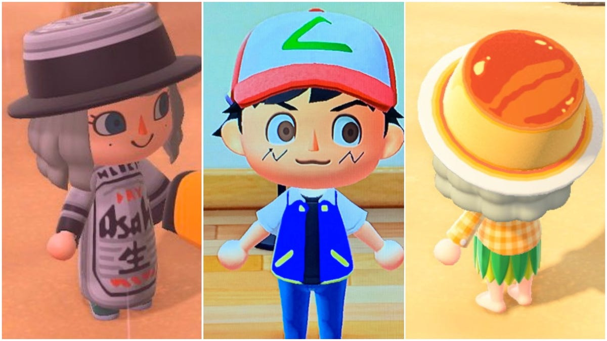 In Japan Animal Crossing Players Are Making Incredible Custom Outfits
