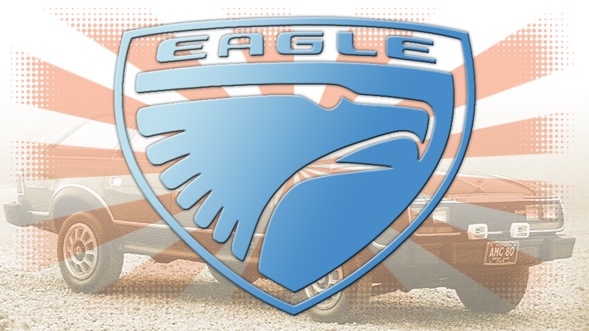 Car Brands Starting With F >> Let Us Remember Eagle The Car Brand Made Of Four Other