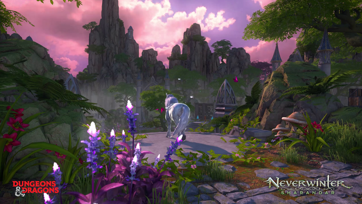 Neverwinter: Sharandar Revisits The Game's Very First Adventure Module