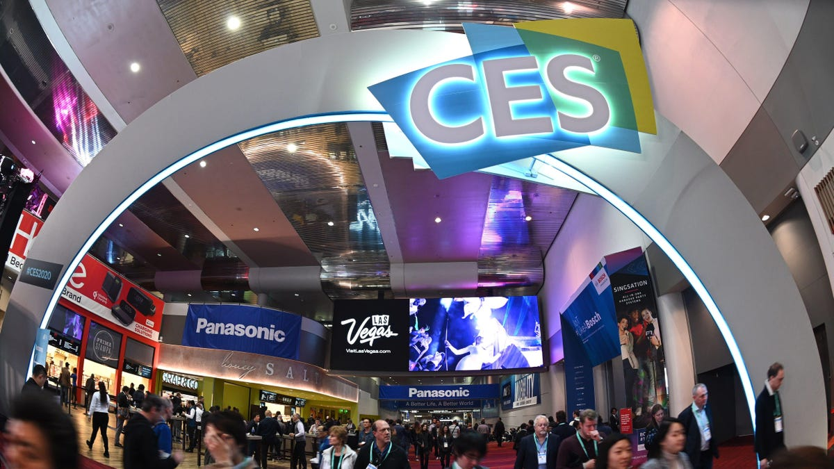 For Better or Worse, CES Is Back, Baby!